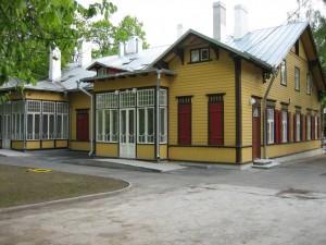 Epikoja kollase maja pilt