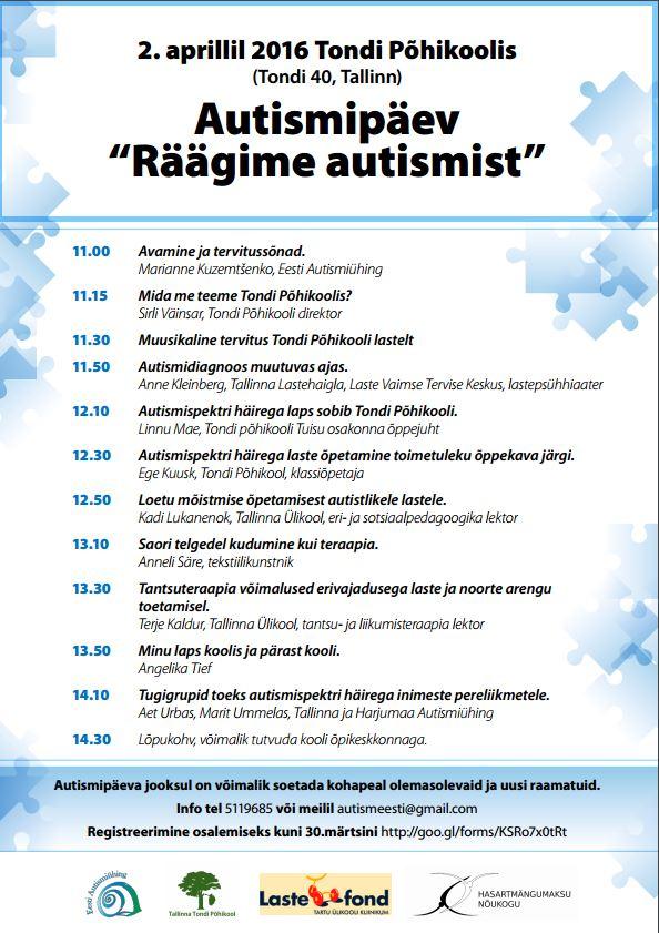 Autismipäev