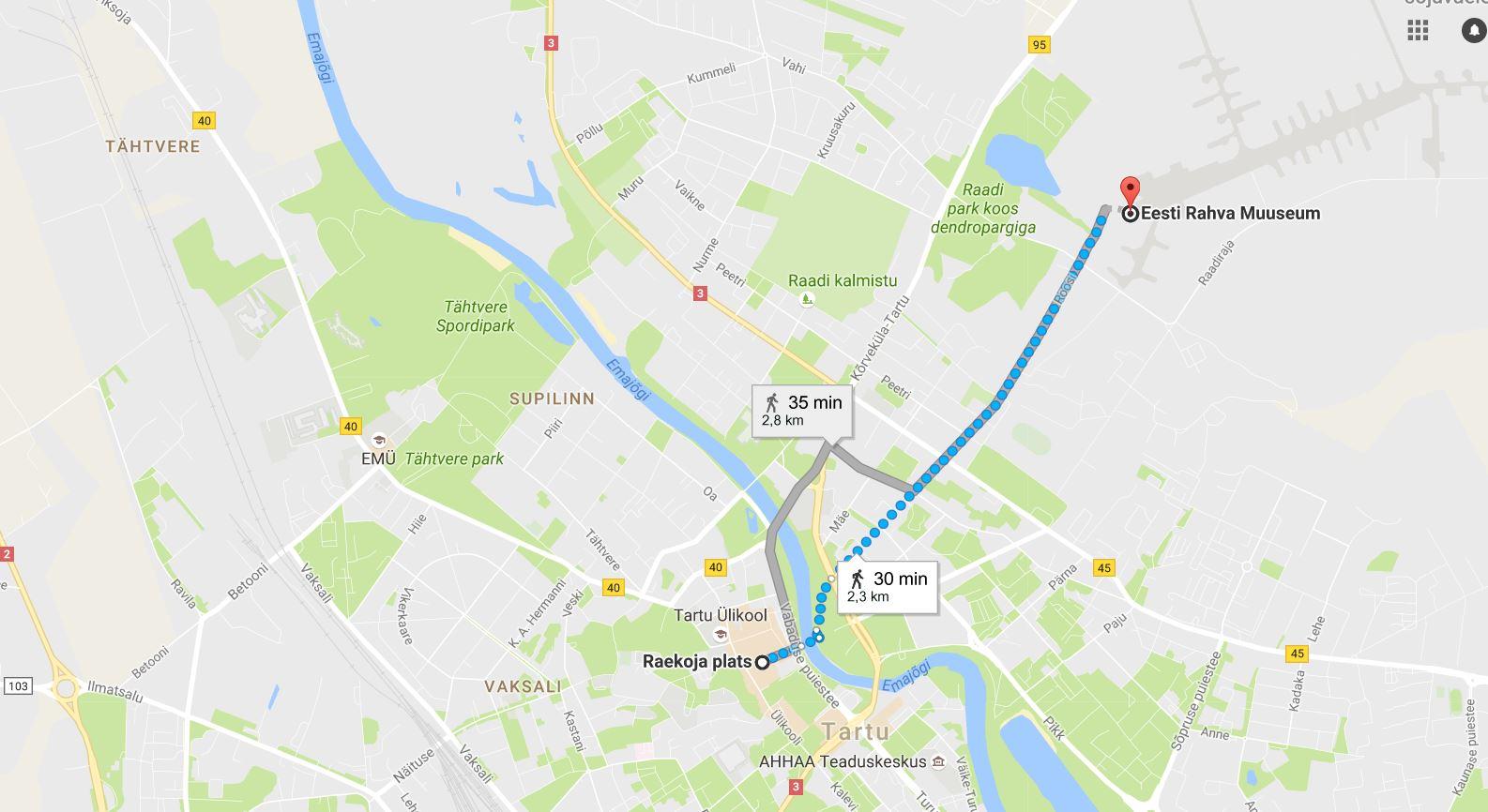 jalgsi-marsruut-tartu-raekoja-platsilt-eesti-rahva-muuseumisse